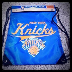 🆕️ NEW YORK KNICKS CINCH BACK-SACK